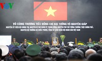 Nation bids farewell to General Vo Nguyen Giap
