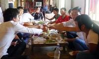 New Rice Festival of the Thai