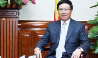 Vietnam's diplomatic focus on international integration