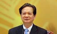 Prime Minister Nguyen Tan Dung's New Year message