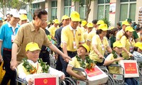 Vietnam guarantees fundamental rights of people with disabilities