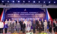 AIPA 35 opens