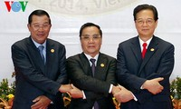 Vietnam, Laos and Cambodia agree to expand Development Triangle
