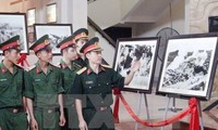 """Photo exhibition """"Uncle Ho's soldiers-most beautiful people"""""""