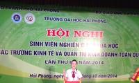 Cao Le Hanh Nguyen, a future scientist
