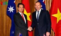 Vietnam-Australia joint statement