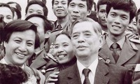 Party leader Nguyen Van Linh, architect of Vietnam's renewal