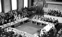 Negotiations at Geneva Conference, a great diplomatic victory