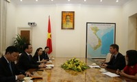 Vietnam, Britain cooperate in climate change response