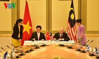 Vietnam-Malaysia joint statement on strategic partnership