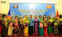 ASEAN Community Women's Group debuted