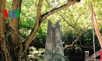 VOV's stele inaugurated at Tram cave on the outskirts of Hanoi