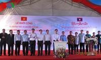 Prime Minister visits Laos