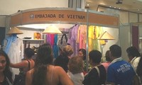 Vietnam handicrafts showcased at MERCOSUR Craft Fair
