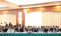 10th Senior Officials' Meeting of Development Triangle opens