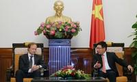 Vietnam, EU strengthen partnership