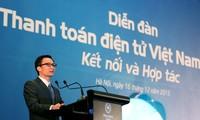 Vietnam E-payment Forum opens