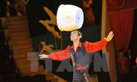 Int'l circus festival to greet spring
