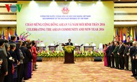 Banquet celebrating establishment of ASEAN Community