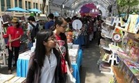 HCM City: Book Street opens to promote reading culture