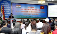 India's Republic Day marked in HCM city