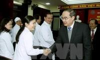 Localities mark Vietnamese Doctors' Day