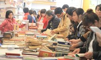 Hanoi's 4th old book festival