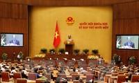 National Assembly discusses socio-economic development