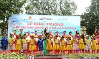 Hanoi launches child-friendly library model