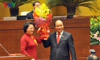 Japanese media cover Prime Minister Nguyen Xuan Phuc's election