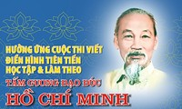 Role models in movement to follow President Ho Chi Minh's moral example honored