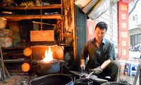 Last blacksmith in Hanoi's Old Quarter