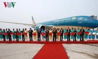 Cat Bi International Airport inaugurated
