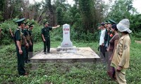 Vietnam, Laos improve border management