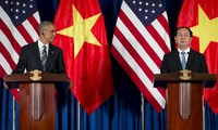 President Obama's visit clarifies common perceptions of Vietnam-US strategic interests