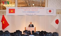 Vietnam PM encourages Japanese businesses to invest in cooperation projects with Vietnam