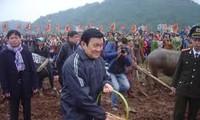 籍田节对越南农业发展事业的意义