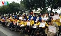 越南残疾人日纪念活动
