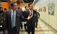 越南驻中国大使邓明魁对中国上海与浙江进行访问