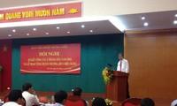 越共中央内政部努力当好参谋 有效提高内政和反腐败工作效果