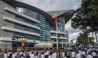 中国香港庆祝香港特区回归19周年