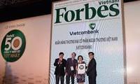 越南外贸股份商业银行被授予2016年越南最佳银行称号