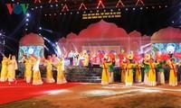 2016年占族文化体育和旅游节开幕