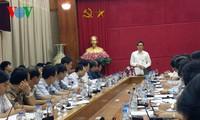 越南政府副总理武德担:2020年越南百分之90的人口参加医疗保险