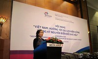 越南应对气候变化面向实现可持续发展目标
