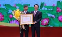 越南中央血液学和输血医学院荣获国际奖