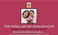 向越南民众介绍斯里兰卡美景