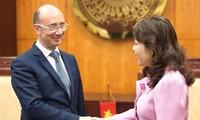 越南和比利时瓦隆-布鲁塞尔联邦合作关系的新方向