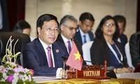 越南出席东盟-美国外交部长非正式会议