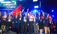 越南代表团参加马来西亚第11届东盟职业技能大赛